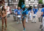 Bloco dos Arcos plays in Zaandam